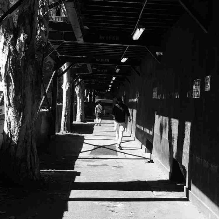 Melbourne Noir: Framing for Film Noir